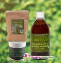 HerbaPharm növényi kivonatok